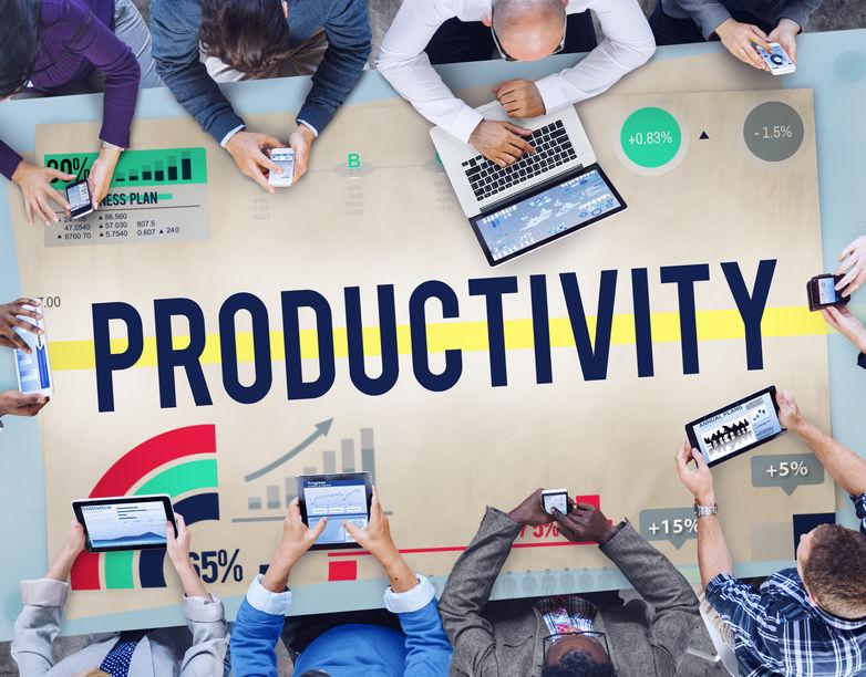 produktivita výroby