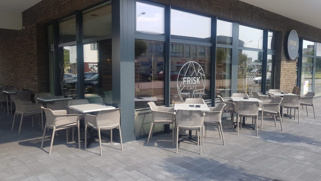 Frisk cafe Sala