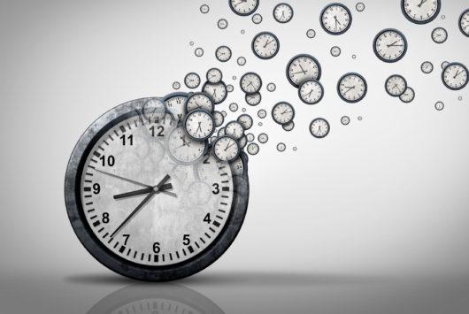 Plytvanie času vo výrobe